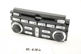 New Radio Control Face Mitsubishi Endeavor 06 07 09 10 11 6 Disc MP3 Display Oem - $84.15