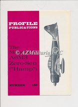 "Aircraft Profile Number 190: The Mitsubishi A6M3 Zero-Sen (""Hamp"") - $12.75"