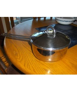 Barazzoni 2 Quart Pan Stainless Steel Induction Gas Electric Made in Italy - €42,13 EUR