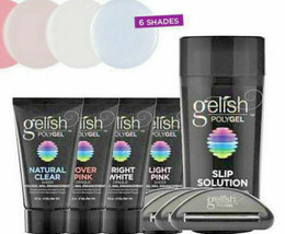 Gelish PolyGel Nail Enhancement Assorted Colors 2 oz.. - $13.85+