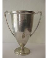 Spectacular Vintage 1940's Large Metal Trophy - $176.14