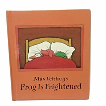 Frog is Frightened by Max Velthuijs 1996, Hardcover Vintage - £3.70 GBP