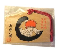"""Bleach """"Ichigo"""" Woodblock Anime Art - $9.88"""