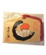 "Bleach ""Ichigo"" Woodblock Anime Art - $9.88"
