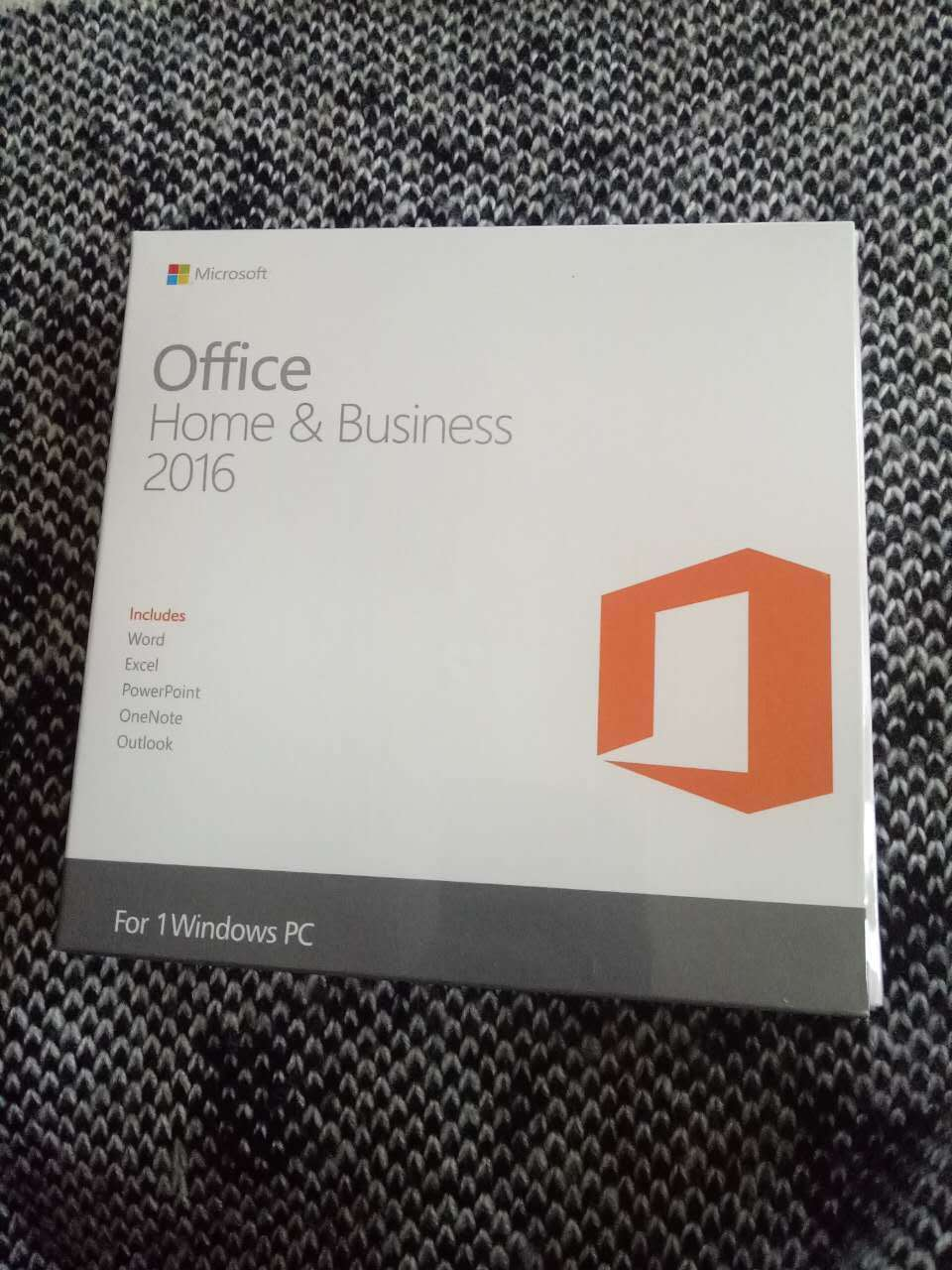 Microsoft Office 2016 Home And Business 32/64Bit 1 MAC Full Version&Lifetime Key for sale  USA