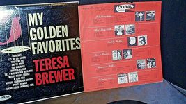 Teresa Brewer – My Golden Favorites AA20-RC2100 Vintage image 4