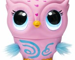 Owleez - Flying Baby Owl - pink