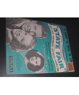 Sheet Music It Might As Well Be Spring from State Fair 1945 Rodgers Hamm... - $8.99