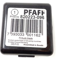 Pfaff Special Accessory Pintuck Blade #820223096 Discontinued Sewing Mac... - $12.19