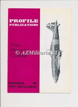 Aircraft Profile Number 28: The Macchi C.202 - $5.75