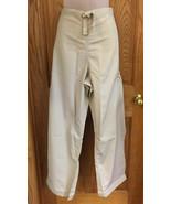 Pants Nursing Scrubs Cherokee Workwear Khaki Unisex Adult Size XL Short - $13.85