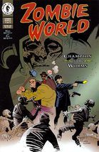 Comic Book Zombie World: Champion of the Worms Issue #1 Mike Mignola - NEW - $4.50