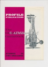 Aircraft Profile Number 33: The Gloster Gamecock - $7.75