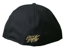 Rocksmith Team New Money 59FIFTY New Era Black Fitted Baseball Hat Cap image 4