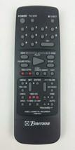 Emerson 0766073010 TV VCR Remote Control OEM - VCR4002 VCR4003 VCR4003C - $6.87