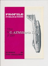 Aircraft Profile Number 36: The Saab J 29 - $5.75
