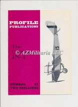 Aircraft Profile Number 37: The Curtiss JN-4 - $7.75