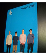 Sheet Music Weezer Guitar Recorded Versions 10 Songs Hal Leonard Music - $14.99
