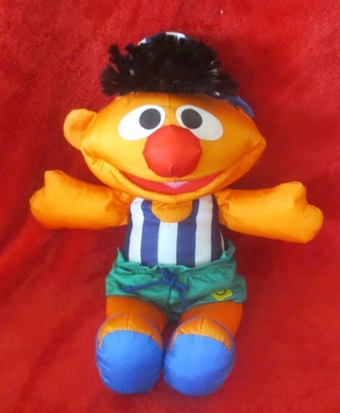 "Primary image for Tyco Ernie 1999  Sports 12""  Sesame Street"