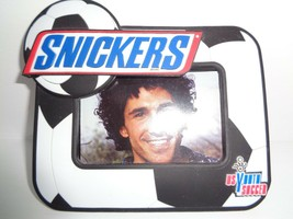 Mars Inc. Snickers US Youth Soccer picture frame gift souvenir - $15.83