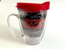 2018 Star Wars Run Disney Marathon Dark Side Tervis Coffee Mug Kylo Ren - $18.76