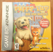 Puppy Luv Spa & Resort / Game[GBA] - $13.74
