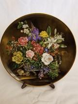 """Royal Mosa """"Boeket met Wijnglas"""" Bouquet with Wine Glass Dutch collector... - $17.33"""