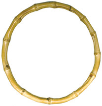 "Sunbelt Bamboo Bag Handle 7-1/2"" Round-Natural - $9.63"
