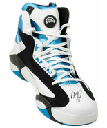 Shaquille O'Neal Signed Reebok Size 22 Game Model Left High Top Shoe Fan... - $824.49