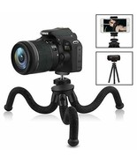 Camera/Phone Tripod,12 Inch Flexible Camera Tripod for  DSLR Cam/Action Cam - $47.51