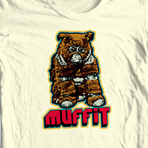 Battlestar Galactica MUFFIT T shirt Originial TV series 70s 80s graphic tee image 2
