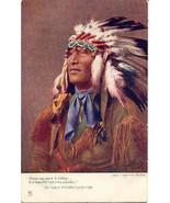 Never Any Deed of Daring Tucks Hiawatha Vintage Post Card  - $15.00