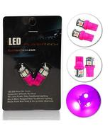 Flashtech LED Exterior and Interior SMD LED Bulbs - 5 LED - Pink - T10 - $18.62