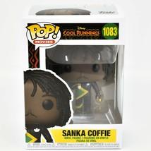 Funko Pop! Movies Disney Cool Runnings Sanka Coffie #1083 Vinyl Figure