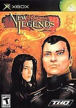 New Legends (Microsoft Xbox, 2002) Complete Tested - $6.99