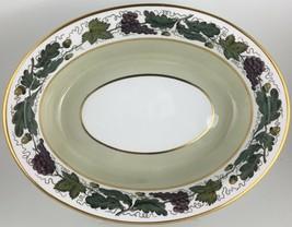 Spode Kent Celadon Y6511 Oval vegetable bowl  - $100.00