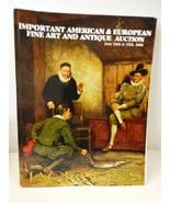 Jackson's Auctions Catalog Magazine American & European Fine Art June 2006 - $34.65