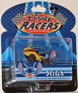 Disney Racers: Stitch 1:64 Scale Die Cast Race Car - $22.20