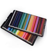72 Colored Pencils Set, Atmoko Watercolor Art Coloring Pencils Bulk [New] - $28.79
