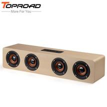 TOPROAD® Big Power 12W HIFI Portable Wireless Bluetooth Speaker Stereo S... - $60.23