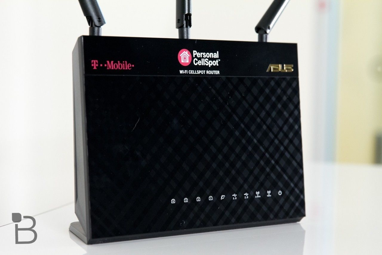 Asus RT-AC68U T-Mobile WiFi CellSpot and 50 similar items