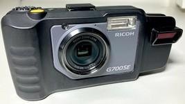 RICOH G700SE DIGITAL CAMERA BUNDLE - WITH BARCODE LASER SCANNER (BR-1) - $359.99