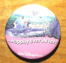 Walt Disney World Happily Ever After - Pin - Measures 3 inches - $7.95