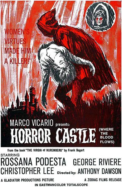 Primary image for Horror Castle - 1963 - Movie Poster