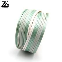 ZG New Gold Leather Wrap Bracelets For Women Gold Sliver Color Multiple Layers C - $20.86