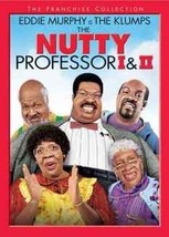 Dvd - The Nutty Professor I & Ii Dvd - $9.73