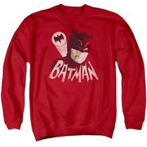 Batman Classic Tv - Bat Signal Adult Crewneck Sweatshirt Officially Lice... - $29.99+