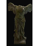 Bronze Nike Winged Victory of Samothrace statue - $3,990.00