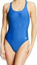 Speedo Womens Swimwear Royal Blue Size 12 /38 Racerback Pro-LT One-Piece... - $29.21
