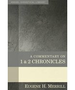 A Commentary on 1 & 2 Chronicles (Kregel Exegetical Library) [Hardcover]... - $29.65
